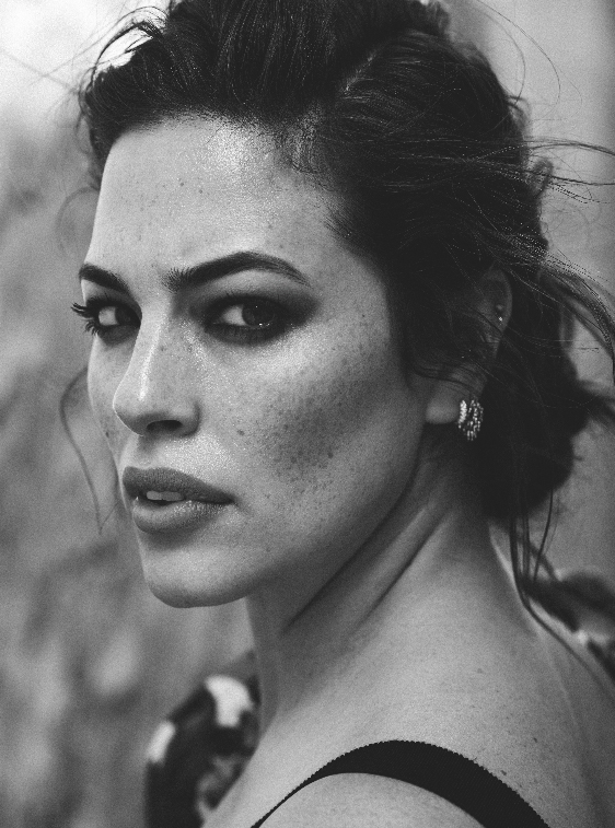 Ashley Graham Portrait