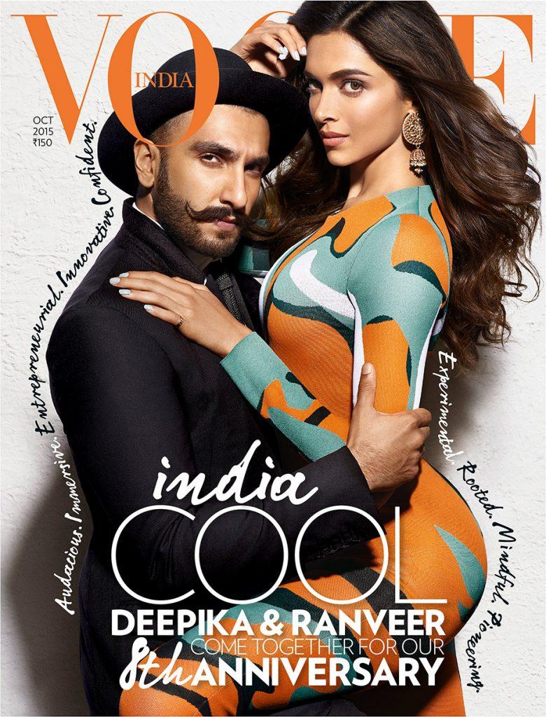 Deepika & Ranveer Cover