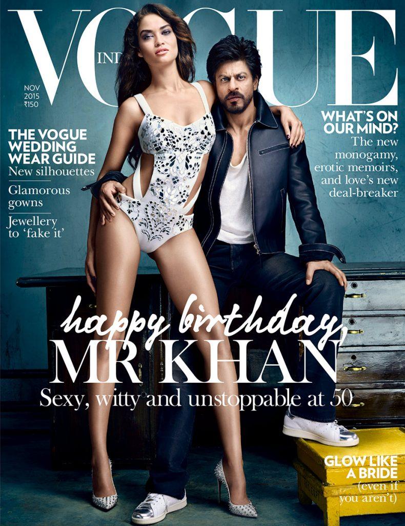 Shahrukh Khan Cover